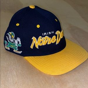 Notre Dame Fighting Irish Zephyr SnapBack NCAA Hat
